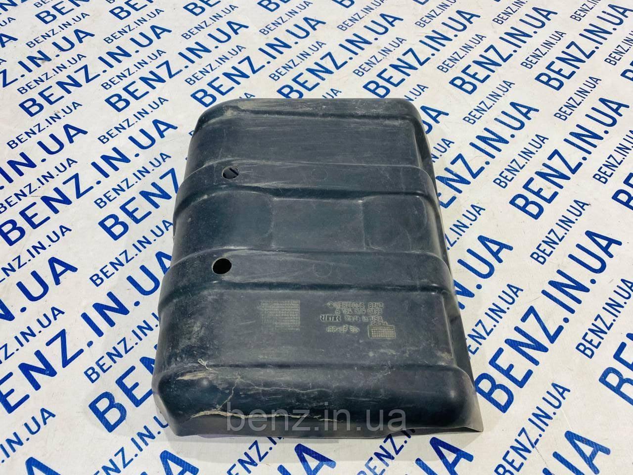 Пластиковий захист ресивера пневмопідвіски Mercedes W164, X164 A1646190138