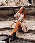 Сукня софт горох, фото 4
