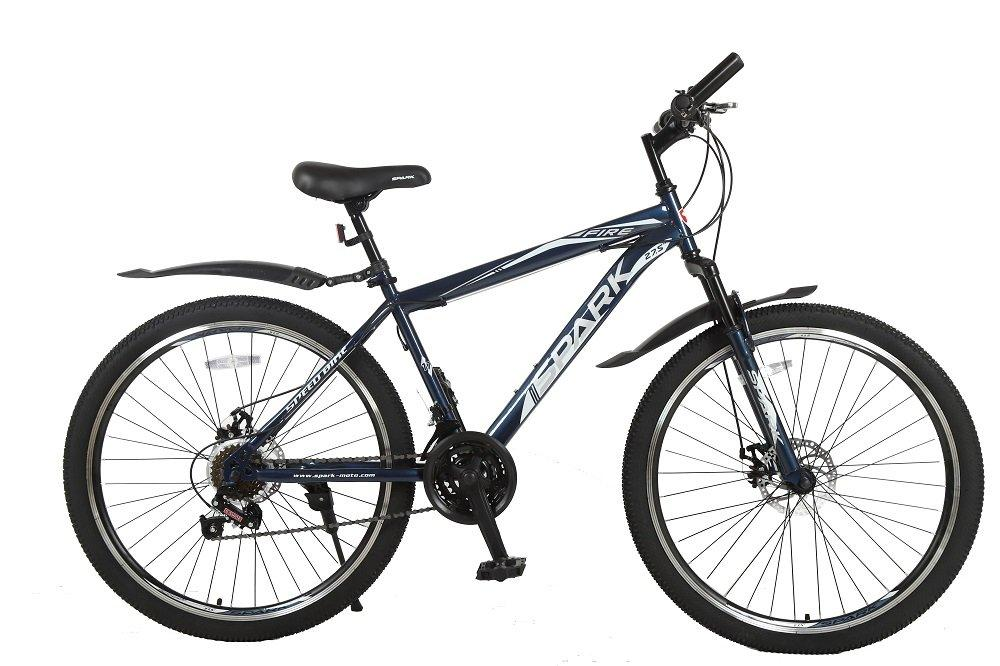 Велосипед SPARK FIRE 27.5-ST-17-AM-D