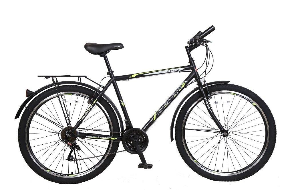 Велосипед SPARK RANGER 27,5-ST-18-ZV-V (Черный с желтым)