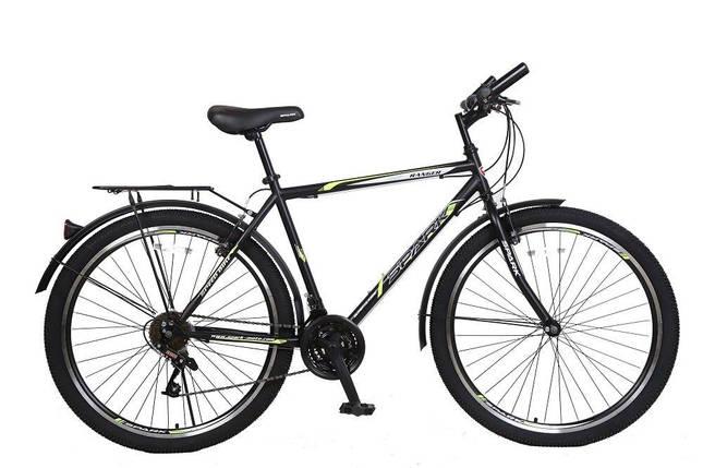 Велосипед SPARK RANGER 27,5-ST-20-ZV-V (Черный с желтым), фото 2