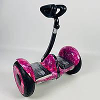 Мото-сігвей Ninebot Mini Robot Фіолетовий космос   Двоколісний дитячий гироскутер Найнбот Міні Робот