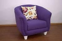 Кресло мягкое Романтик, фото 1