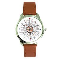 Оригинальные наручные часы. Бусинка