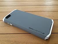 Чехол-накладка Element Case Solace Chroma для iPhone 6/6s gray with silver rim