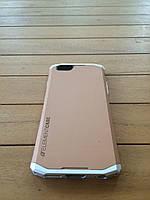 Чехол-накладка Element Case Solace Chroma для iPhone 6/6s gold with silver rim