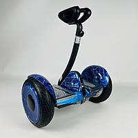 Гироскутер міні-сігвей Ninebot Mini Robot Синій космос   Segway Найнбот Міні Робот для дітей і дорослих