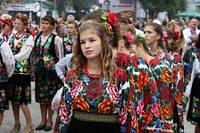 Відео: Свято вишиванки відбулося у Коломиї
