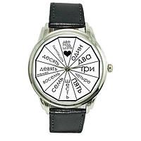 Оригинальные наручные часы.  стиль БУКВЫ