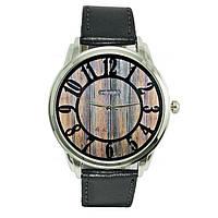 Оригинальные наручные часы. Дерево