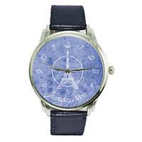 Оригинальные наручные часы. Эйфелевая башня