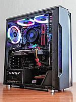 Игровой ПК Ryzen 3 3100 4 ядра 8 потоков 3.9Ghz/ GTX 1060 Nvidia/ SSD M.2