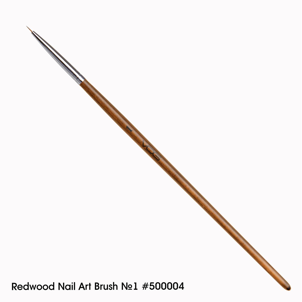Кисть для дизайна Redwood №1