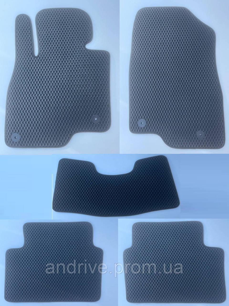 Ковры в салон MAZDA 6 III (2012+) EVA-коврики ева коврики черные