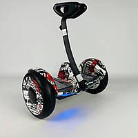 Сігвей Ninebot Mini Robot Пірат з підсвічуванням   Двоколісний гироскутер Найнбот Міні Робот для дітей і дорослих