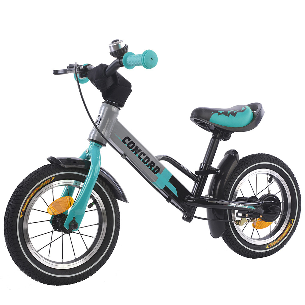 """Беговел - велобіг від дитячий BALANCE TILLY 12"""" Concord T-212510 Azure"""