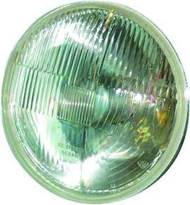 Елемент оптики ВАЗ 2101-02, 2121, (Н4) (з підсвічуванням, без відбивача P43t / Н4) (62.3711200-10) ОСВАР