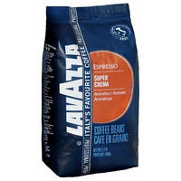 Кофе Lavazza Super Crema, 1 кг