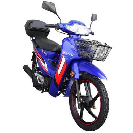 Мотоцикл SP110C-3C, фото 2