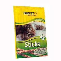 Gimpet (Джимпет) Мясные палочки для кошек, ягненок рис