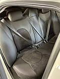 Чохли Toyota Camry XV70 2018 - Алькантара, фото 3