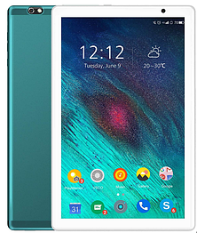 Планшет 10 дюймів DUODUOGO G20 10.1 IPS Android 10 8 ядер 4/64Gb 2Sim 4G 8000 маг