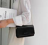 Жіноча міні сумка клатч на плече, фото 2