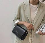 Жіноча міні сумка клатч на плече, фото 5