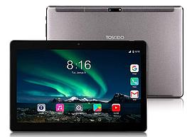 Планшет 10 дюймів Toscido X109 10.1 IPS Android 10 8 ядер 4/64Gb 2Sim 4G