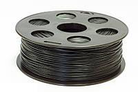 Филамент пластик 3D-принтера ABS 1кг 1.75мм черный