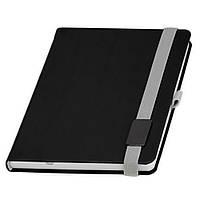 Записная книжка с белым блоком в линию А5, Туксон LanyBook, промо-сувенир блокнот