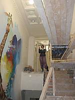 Художественная роспись стен Украина