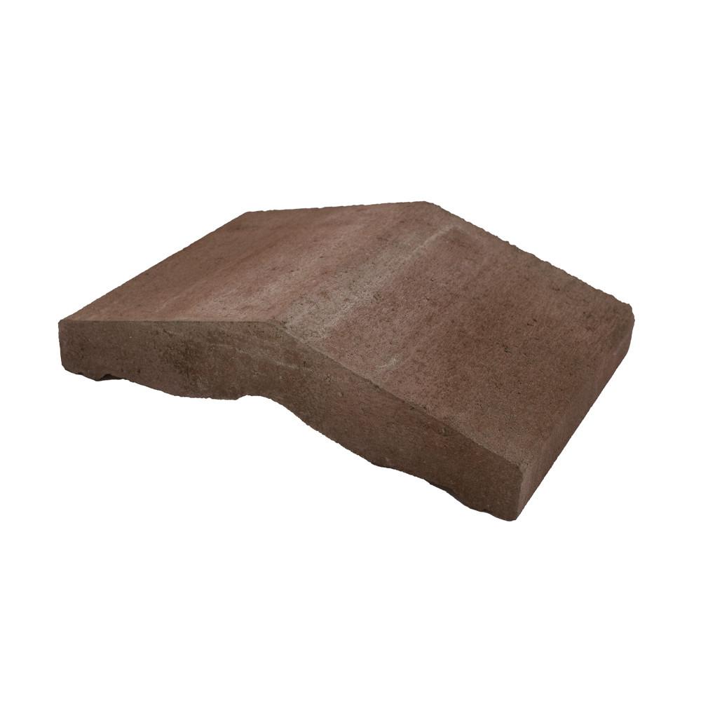 Дашик підмурівки коричневий 400*400*60мм