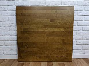 Дерев'яні квадратні стільниці з клена для кафе