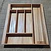 Лоток для столових приладів 360-450.400 ясен, фото 4