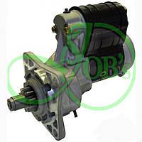 Стартер Case, Fiat, MWM-Diesel, Valtra DO Brasil, VW редукторный 12В 2,8кВт 123708105