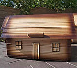 """Хлібниця """"Будиночок"""" 39x22x26, фото 2"""
