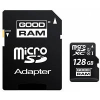 Goodram microSDXC 128GB Class 10 UHS I+ adapter Retail 10