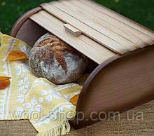 Хлібниця засувная 17*40*27см