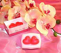 """""""Сон двух сердец"""" натуральное подарочное мыло ручной работы"""