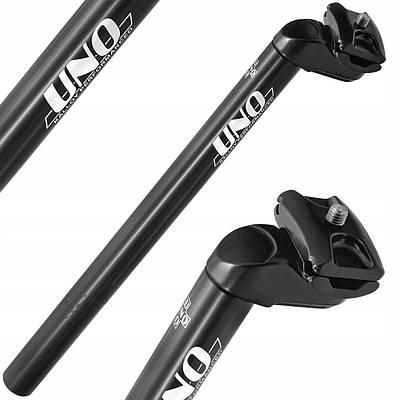 Штир велосипедний SP-602 UNO діаметр 31.8 мм довжина 400мм