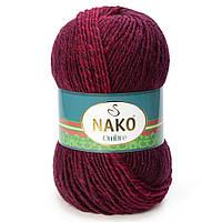 Nako Ombre бордовый № 20312, фото 1