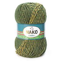 Nako Ombre зеленый № 20316, фото 1