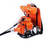 Мотокоса Бензиновая для травы с гибким валом BG328 бензокоса с гибким валом триммер бензиновый кусторез, фото 4