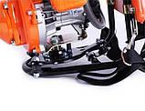 Мотокоса Бензиновая для травы с гибким валом BG328 бензокоса с гибким валом триммер бензиновый кусторез, фото 5