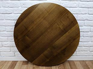 Дерев'яні круглі стільниці з масиву для кафе