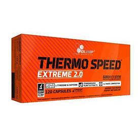 Жиросжигатель Olimp Thermo Speed Extreme 2.0, 120 капсул