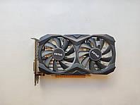Відеокарта ZOTAC GeForce GTX 1060 3 GB GDDR5 192-bit гарантія кредит, фото 1