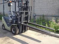 Удлинитель вил 4т 2.5м Docker для погрузчика
