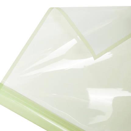 Калька глянцевий кант в рулоні фісташкова 60*60 см (15 рамок), фото 2